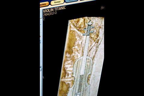 TITANIC VIOLIN SCAN7